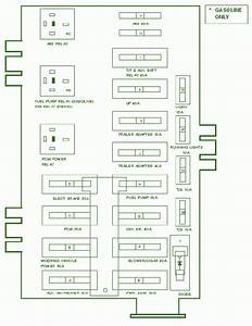 2003 Ford Cube Van Fuse Diagram