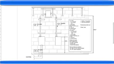 Installation Wiring Diagram For Industri by Materials To Install Electrical Panels 45 Kva