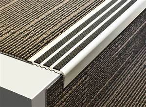Stairnosing Carpeted Stairs Aa346 With Regard To Metal