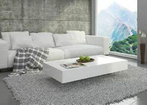 Couchtisch Weiß Klein : couchtisch hochglanz wei wohnzimmer tisch beistelltisch ~ Watch28wear.com Haus und Dekorationen
