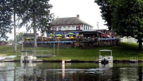 Deck Portage Lakes Akron Ohio by The Deck
