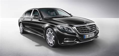 U.s. Pricing For 2016 Mercedes-maybach S600 Announced