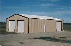 best 25 steel garage ideas on pinterest steel garage With 40x60 metal shop