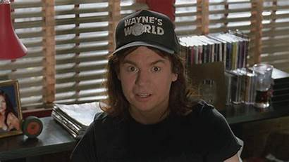 Wayne Campbell Gifs Well Waynes Yes Myers