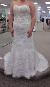 David39s bridal galina signature swg605 size 12 wedding for Used wedding dress stores