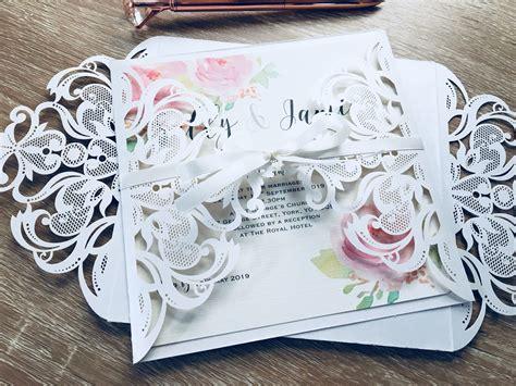 Pin on Laser Cut Wedding Invitations
