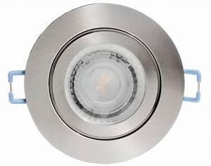 Led Einbauleuchten Bad : decken einbauleuchte bad dusche pearl ip44 230v led 5w 7w dimmbar fairlight24 ~ Watch28wear.com Haus und Dekorationen
