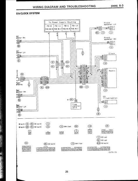 Subaru Svx Receiver Speaker Installation
