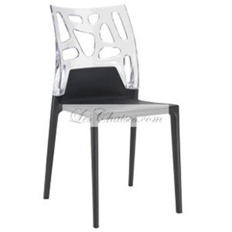 cuisine en violet chaise noir ego rock et chaises noir design chaises