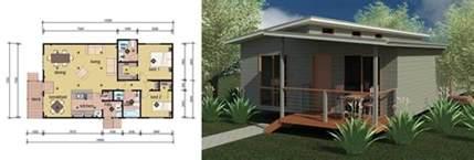 the crossland 2 bedroom 2 bathroom modular home parkwood