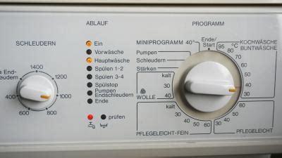 reparaturanleitungen fuer waschmaschinen