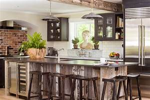 photos hgtv With kitchen colors with white cabinets with talking dead wood wall art