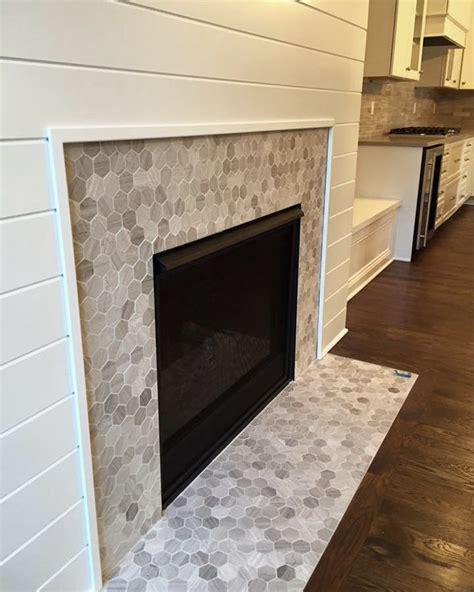 best 25 mosaic tile fireplace ideas on