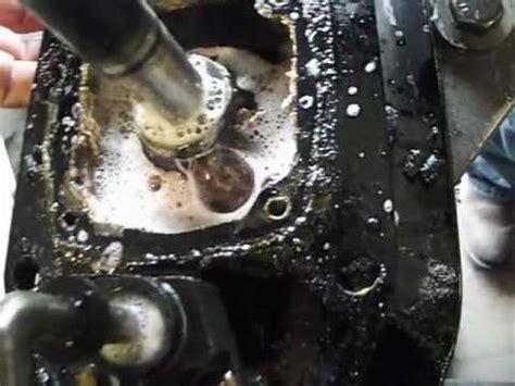 Fiberglass Boat Repair Barrie by Mercruiser Pressure Check Alpha 1 2 Lower Unit 12 04