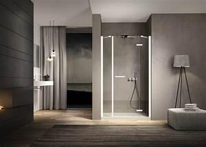 Niche De Douche : cabine de douche en niche rectangulaire en verre smart 02 ~ Premium-room.com Idées de Décoration