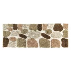chesapeake pebbles bath rug runner bathroom accessories at hayneedle