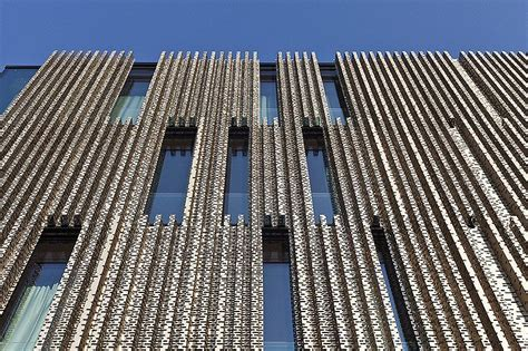 Fassadensystem Aus Backstein by Cube Ii Und Powerhouse Novartis By Oos Arkitekten