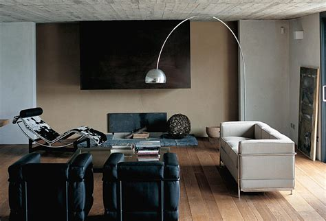 cassina lc2 armchair by le corbusier jeanneret