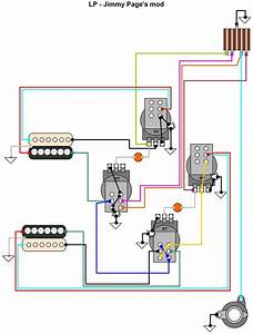 Jimmy Page Les Paul Wiring Schematic