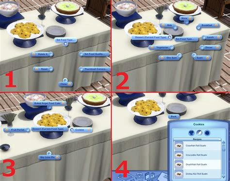 cuisine sims 3 mod the sims update 19 jul 2016 choose your resort