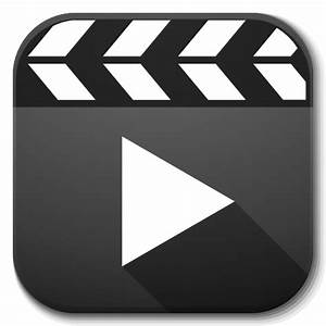 Apps Player Video Icon | Flatwoken Iconset | alecive