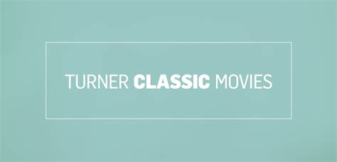 New On-air Look For Turner Classic Movies By