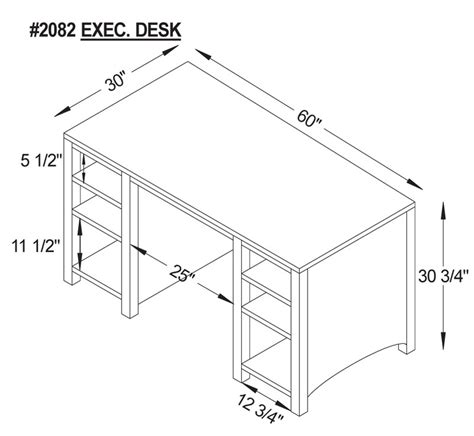 Office Desk Size by Standard Office Desk Dimensions Metric Hostgarcia
