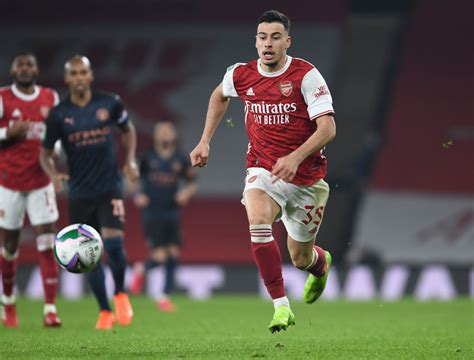 Some Arsenal fans ecstatic over Gabriel Martinelli's five ...