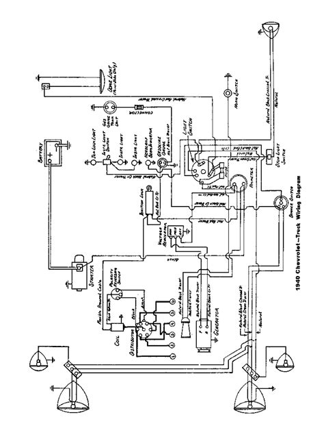 1951 Chevy Truck Wiring Harnes Diagram by 1953 Chevrolet Wiring Best Site Wiring Harness