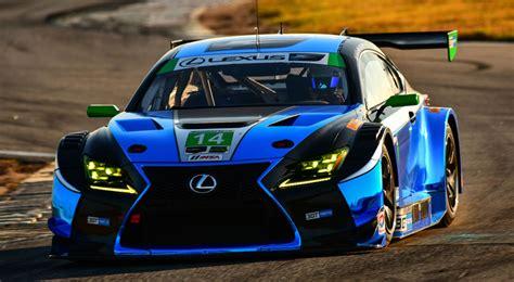 lexus racing team lexus rc f gt3 racing