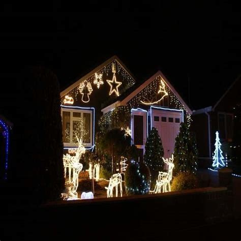 how to put christmas lights on house how to install christmas lights on a house festive lights