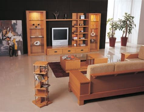 wooden sofa set designs  small living room modern house
