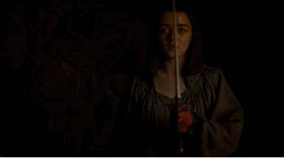 Arya Thrones Scene Williams Maisie Stark Naked