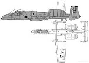 Fairchild Republic A-10 Thunderbolt II Warthog