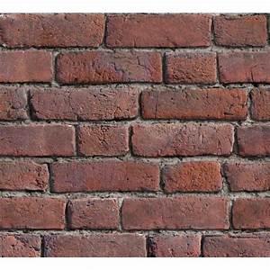Papier Peint Brique Relief : papier peint briques roses cendr es papier peints brique ~ Dailycaller-alerts.com Idées de Décoration