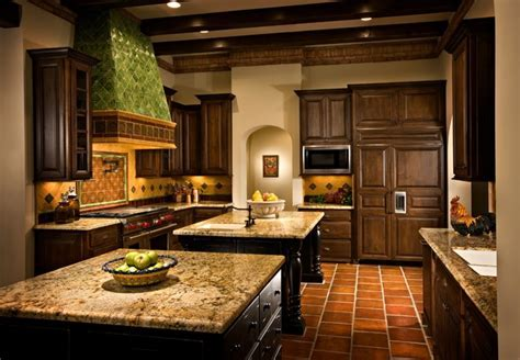 Spanish Revival   Rustic   Kitchen   Phoenix   by