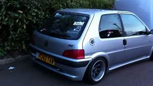 My Peugeot 106 Quiksilver Startup And Walk-around