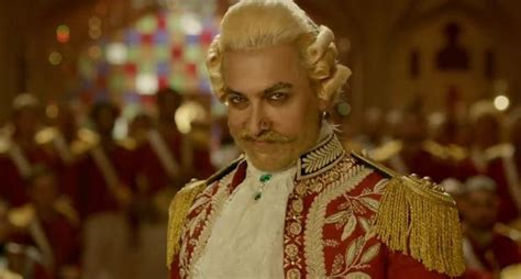 Thugs Of Hindostan 4th Day Collection