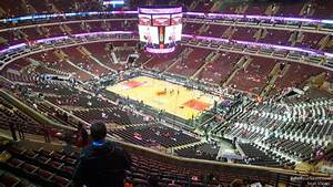United Center Section 314 Chicago Bulls Rateyourseats Com