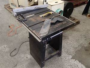 Rockwell Model 9 Contractors Table Saw