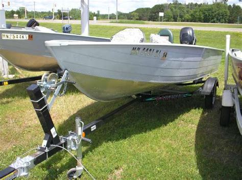 Ultracraft Boats by 2009 Ultracraft 16 Canadian Brainerd Mn For Sale 56401