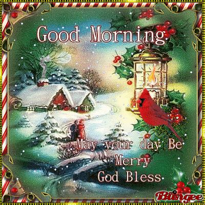 good morning christmas gif quote pictures