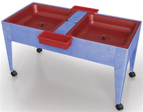 sensory table replacement tub childbrite mites sensory table 24 quot h youth double mite