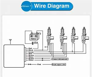 Universal Car Alarm Wiring Diagram