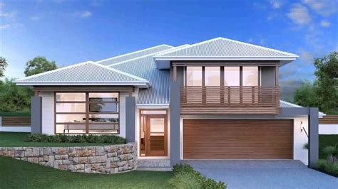 split level homes design qld youtube