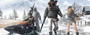 PS4 PTS Vikendi Mission Event PLAYERUNKNOWN39S