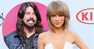 Foo Fighters' Dave Grohl dedicates song to Taylor Swift ...