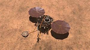 NASA's InSight lander inside one month to launch toward ...