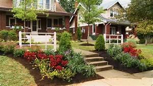Home front garden design wilson rose garden for Front home garden