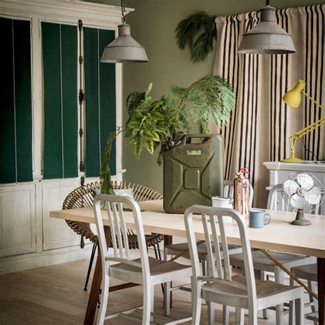 sage  emerald green dining room dining room